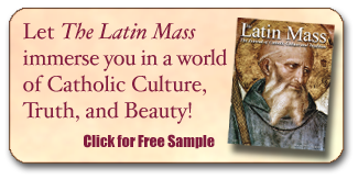 Featured - Latin Mass